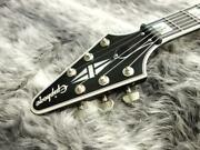 Epiphone Flying V Prophecy Black Tiger Aged Gloss Ships Safely From Japan