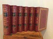 Complete Set Works Novels Of Jane Austen Easton Press Leather New And Sealed