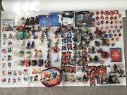 Disney Infinity Figure Discs Games Cards And Pad Collection For Playstation