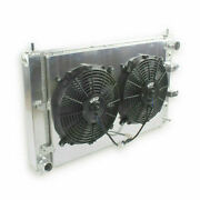 3 Rows Radiator Replacement For Ford Mustang V8 4.6l 1997-2004 +shroud+2xfans