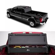 Bak For 17-19 Ford F-250 / F-350 6ft 9in Mx4 Truck Tonneau Cover W/ Storage Box