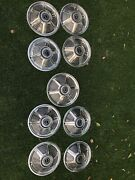 1965 Ford Mustang Hubcaps 14 Set And 13andrdquo Set Wheel Covers