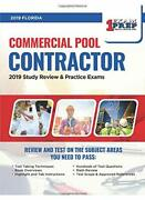 Florida Commercial Pool Contractor 2019 Study Review And By One Exam Prep New
