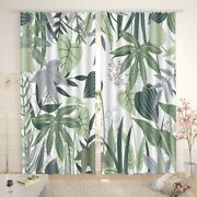 Neat State Grapes Tree 3d Curtain Blockout Photo Printing Curtains Drape Fabric