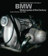 Bmw Motorcycles Of The Century Guide To Models 1923-2000