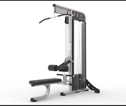 Mas Fitness Dual Use Lat Pulldown And Low Row 2 In 1 Weight Training
