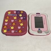 Vtech Innotab 3 The Learning App Tablet, Pink 4.3 Color Touch Screen Very Nice