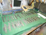 Lot Of Over 300 Atlas Ho Scale Train Track , Switches , Model Railroad