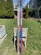 Vintage Donnay Downhill Skis 190 Unmounted Very Rare - Still In Plastic