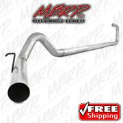 Mbrp Turbo Back 5 Exhaust For 2003-2007 Ford F250 F350 6.0l Powerstroke Diesel