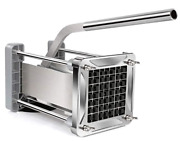 Professional French Fry Cutter For Potato Carrots Stainless Steel 1/2-inch Blade