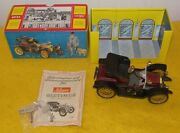 Schuco Opel Doctor Wagon Old Timer Wind-up Toy New Boxed