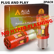 Led Front Yellow Plugandplay 7507 Canbus Turn Signal Lamp🚫resistor/flasher Relay