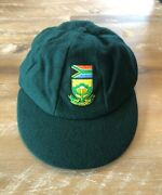 Player Issued - South African National Team Baggy Test Cricket Cap - C1990s