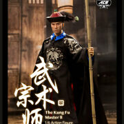 Ace Toyz 1/6 At-008 The Kung Fu Master Ii Donnie Yen Figures Full Set In Stock