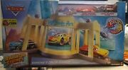 2015 Disney Cars Ramone's Color Change Playset House Of Body Art Changers Rare