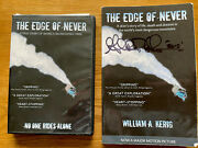 Very Rare Extreme Off Off Piste Ski Film And Signed Copy Of The Book Based On It