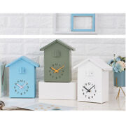 Cuckoo Tell Time Wall Hanging/desk Digital Clock 3 Colors Great Birthday Gifts