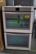 Whirlpool Wod93ec0ah 30 White Convection Electric Double Wall Oven 29514 Mad