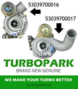New Pair Oem 3k K03 Turbo Audi S4 A6 Allroad Agb Ajk Are Bes 53039700016-0017