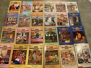 Vintage Babysitters Club Lot 32 Books Super Special, Little Sister And Mystery