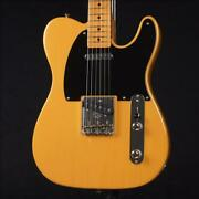 Fender American Vintage And03952 Telecaster Butterscotch Blonde Made In L47d1351