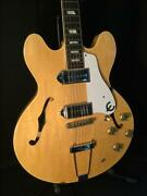Epiphone Elitist 1965 Casino Used L47d1955 Used From Japan Ems