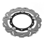 Tsuboss Front Left Brake Disc For Yamaha Xp T-max Iron Max Abs 530 16-17