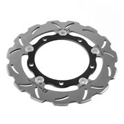 Tsuboss Front Left Brake Disc For Yamaha Xp T-max Lux Max 530 16-17 Pnya45fld