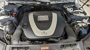 2010 Mercedes C300 3.0l Engine Assembly With 85437 Miles Awd