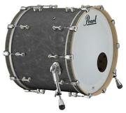 Pearl Music City Custom Reference Pure 26x14 Bass Drum W/o Bb3 Mount Shadow Gr