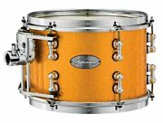 Pearl Music City Custom 12x10 Reference Pure Series Tom Vintage Gold Sparkle R