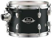 Pearl Export Lacquer 5-pc. Drum Set W/830-series Hardware Pack Black Smoke Exl7