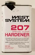 New West System 207-sa Special Clear Hardener Part 2 10.6 Fl.oz. 315ml