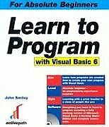 Learn To Program With Visual Basic 6 By John Smiley