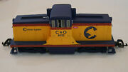 Usa Trains G Scale Loco - Rare Chessie System 44-tonner Switcher / Dual Motors