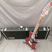Esp Streamt 1344421 Electric Guitar With Hard Case Ships Safely From Japan