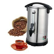 Commercial Grade Stainless Steel Coffee Urn With Percolator Automatic 7.5l