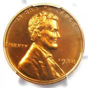 1938 Proof Lincoln Wheat Cent Penny 1c - Pcgs Pr67 Rd Pf67 - 1,350 Value