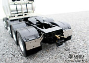 Lesu Benz 3363 88 Metal Heavy-duty Chassis 4 Axle 1/14 Rc Model Tractor Truck