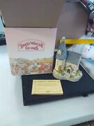 David Winter Cottages - 1984 - The Chapel - Box And Coa