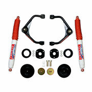 Skyjacker For 3 Inch Upper Control Arm Lift Kit With Hydro 7000 Rear 4wd R1230ph