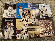 The Yankees Century Issues- Partial Set- New York Post Commemorative
