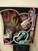 Monster High Sweet 1600 Clawd New Free Shipping