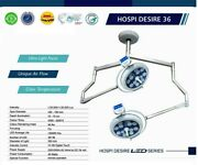 Double Dome Operation Theater Led Ot Light Surgical Operation Lamp For Surgery