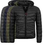 Geographical Norway Menand039s Autumn Winter Fvsa Transitional Quilted Jacket Bomber