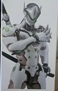 Max Factory Figma 373 Overwatch Genji Action Figure In Stock Usa