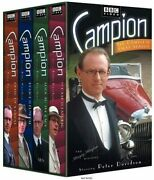 Campion Complete First Season Vhs Video Box Set Sealed New Bbc Tv Show 1st Oop
