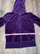 Velour Tracksuit Vintage Calvin Klein Top Is Size Small Bottoms Are Size Medium