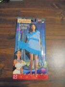 Pocahontas Earth Dance Outfit Set In Blue For Barbie Sized Doll